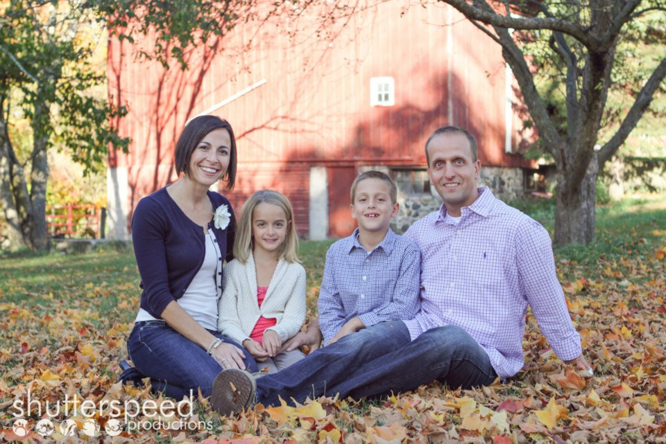 {Fall} The Krieger Family!