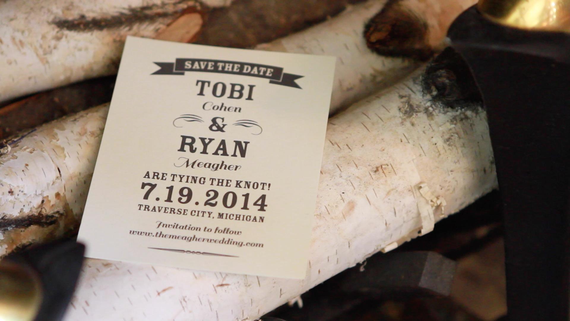 Tobi + Ryan 7.19.14